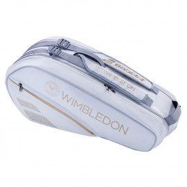 Чехол для теннисных ракеток Babolat RH X6 PURE WIMBLEDON (6 ракеток) 7...