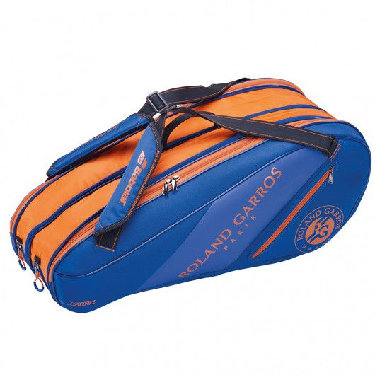 Чехол для теннисных ракеток Babolat RH EXPANDABLE RG (4-9 ракеток) 751198/655