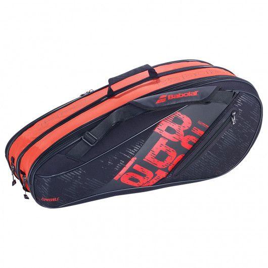 Чехол для теннисных ракеток Babolat RH EXPANDABLE TEAM LINE (4-9 ракеток) 751203/144
