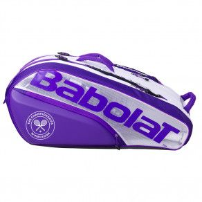 Чехол для теннисных ракеток Babolat RH X12 PURE WIMBLEDON (12 ракеток) 751205/167