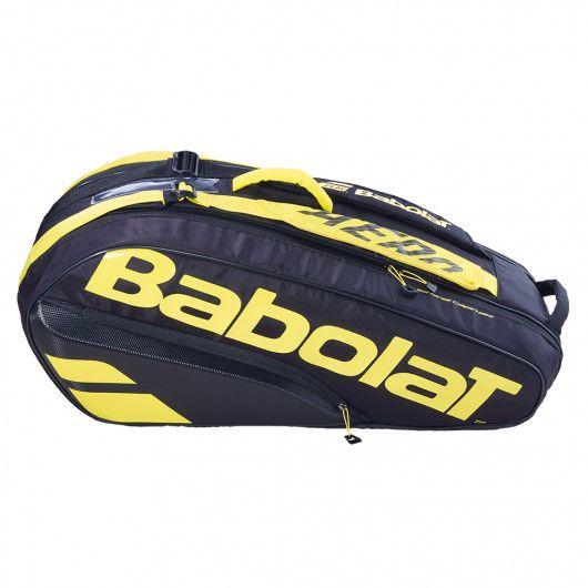 Чехол для теннисных ракеток Babolat RH X6 PURE AERO (6 ракеток) 751212/142