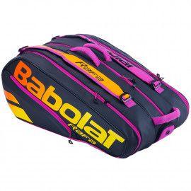Чехол для теннисных ракеток Babolat RH X12 PURE AERO RAFA (12 ракеток) 751215/363