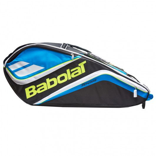 Чехол для теннисных ракеток Babolat RH X6 TEAM BLUE YELLOW (6 ракеток) 756044/175
