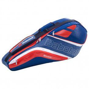 Чехол для бадминтонных ракеток Babolat RH X4 BAD TEAM LINE (4 ракетки) 757006/330