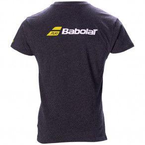 Футболка для тенниса мужская Babolat PA TEE SHIRTS 2019 850462/100