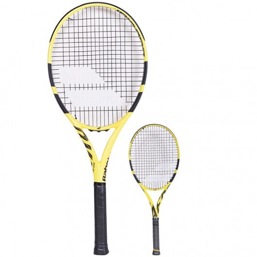 Гигантская теннисная ракетка Babolat JUMBO PURE AERO 2019 850476/100