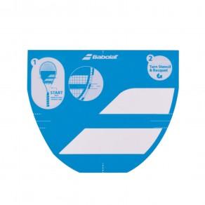 Трафарет для ракетки Babolat STENCIL LOGO TENNIS 860109/100